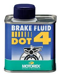 MOTOREX Bremse/Kupplung