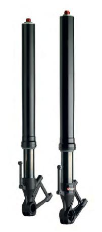 Gabel-Komponenten