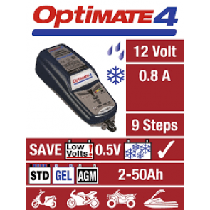 Batterieladegräte OptiMate4 Dual Program