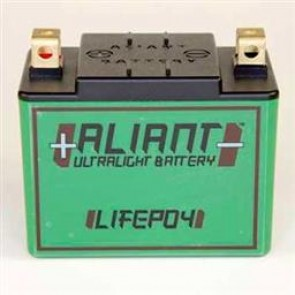 Aliant LiFePo4 Batterie